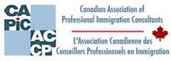 The Canadian Association of Professional Immigration Consultants (CAPIC-ACCPI) logo
